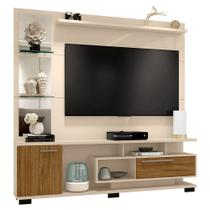 Home para TV New Diest Off White Cinamomo - Bechara