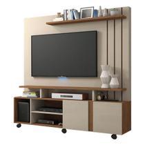 Home Permobili Valencia Para Tv de Ate 47 Polegadas - Off White/Savana -