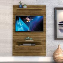 "Home Suspenso Exclusive 120cm P/TV até 49"" Freijó - Zanzini -"