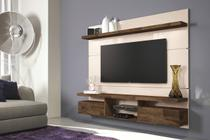 Home Suspenso Livin 1.8 HB OFF WHITE/DECK - Hb móveis