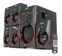 Home Theater 5.1 Canais 105W USB SD FM BT VMX 5150 Infokit -