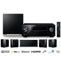 Home Theater Pioneer HTP-074 5.1 600w UHD 4k Bluetooth 127v