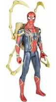 Homem Aranha Com Garras / Versão Morte Súbita 17cm - Avengers