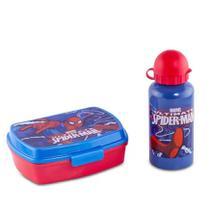 Homem Aranha kit de Lanche da Disney - DTC 3794 -