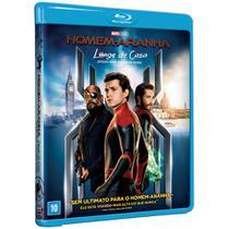 Homem Aranha Longe de Casa - Blu-ray - Sony