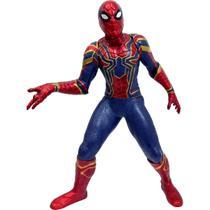 Homem Aranha Marvel Vingadores Boneco Grande - Mimo -