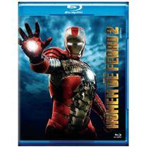 Homem de ferro 2 (Blu-ray) - Marvel