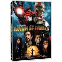 Homem de ferro  2 - DVD - Marvel