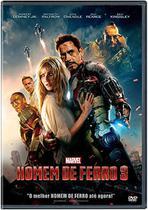 Homem de ferro 3 dvd - Marvel