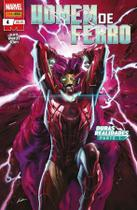 Homem de Ferro - 4 - Marvel -