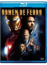 Homem de ferro - (Blu-ray) - Marvel