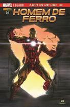 Homem de Ferro - Ed. 26 - Marvel Legado -