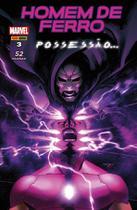 Homem de Ferro - Edição 3 - Marvel