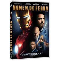 Homem de ferro Espetacular - DVD - Marvel