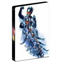 Homem Formiga 2 SteelBook C/2 Discos (Blu-ray 3D) - Marvel
