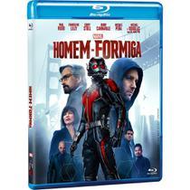 Homem-Formiga - Blu-Ray - Marvel