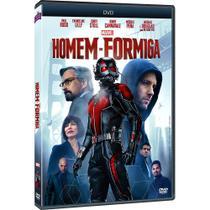 Homem-Formiga - DVD - Marvel