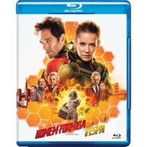 Homem-Formiga e a Vespa - Blu-ray - Marvel