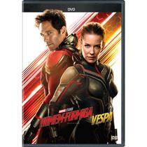 Homem-Formiga e a Vespa - DVD - Marvel