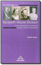 Homenagem a elizabeth moore erickson - Diamante -