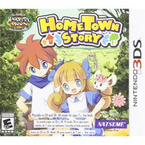 Hometown Story - 3Ds - Nintendo