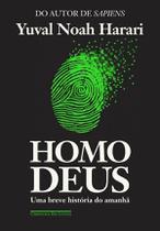Homo deus - Companhia Das Letras