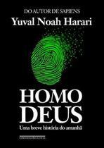 Homo deus - Companhia Das Letras -
