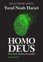 Homo Deus - Companhia das letrinhas -
