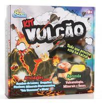 Hora Da Ciencia Kit Medio Para Fazer Vulcao Dican 5098 -