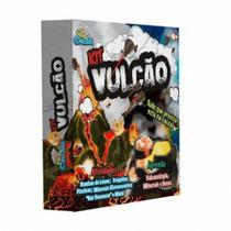 Hora Da Ciencia Kit Medio Para Fazer Vulcao  - Dican 5098 -