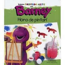 Hora de Pintar! - Col. Fazendo Arte com Barney - Caramelo -