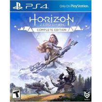 Horizon Zero Dawn Complete Edition Ps4 Midia Fisica -