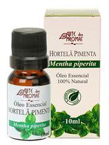 Hortela Pimenta Óleo Essencial Natural Arte dos Aromas 10ml -