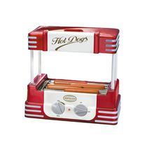 Hot Dog Roller Nostalgia com aquecedor de pão 110V - RHD800 Série Retrô -