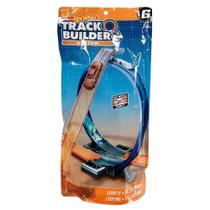 Hot Wheels Acessório de Pista Track Builder Looping - Mattel