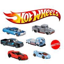Hot Wheels Básico - Modelos Sortidos - Mattel -