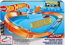 Hot Wheels Campeão De Pista Rápida Action City Gbf81 - Mga