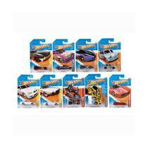 Hot Wheels Carros Basicos Mattel 5 Unidades Sortidas C4982 -
