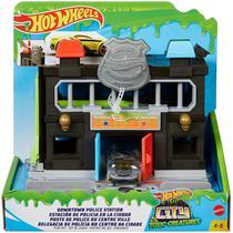 Hot Wheels City Conjunto Basico Fmy95 Mattel -