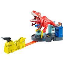 Hot Wheels City Rex Demolidor - Mattel -