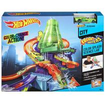 Hot Wheels Color Estação Científica - Mattel -