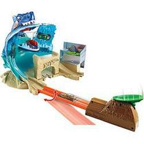 Hot Wheels Conjunto Ataque Tubarão City - Mattel -