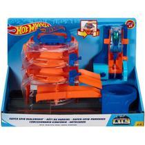 Hot Wheels Conjunto Loja de Carros FBN14 - Mattel -