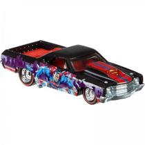 Hot Wheels Cultura Pop 71 Chevy Camino Super-Homem - DLB45 - Mattel