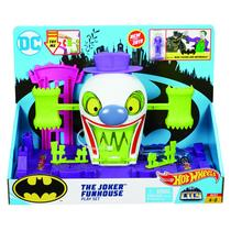 Hot Wheels DC Pista The Joker Funhouse GBW50 - Mattel