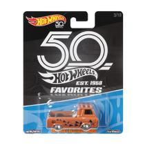 Hot Wheels Favoritos do Colecionador Ford Econoline - Mattel