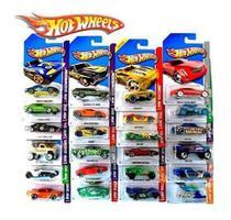 Hot Wheels Hw Basico Sortido 10 Unidades - C4982 - Mattel - Mga