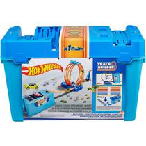 Hot Wheels Kit Completo Multi Loop Box - Mattel