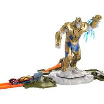 Hot Wheels Marvel Conjunto Thanos Mattel FLM81
