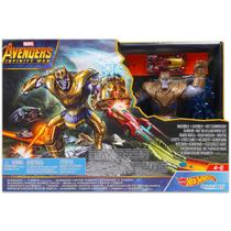 Hot Wheels Marvel Pista Thanos Flm81 Mattel